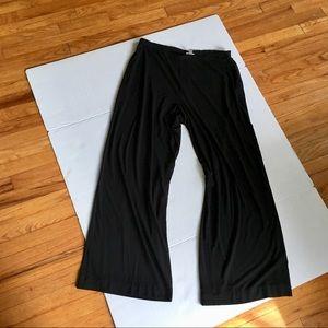 J.Jill Super Stretch Wide Flare Leg Pants - L